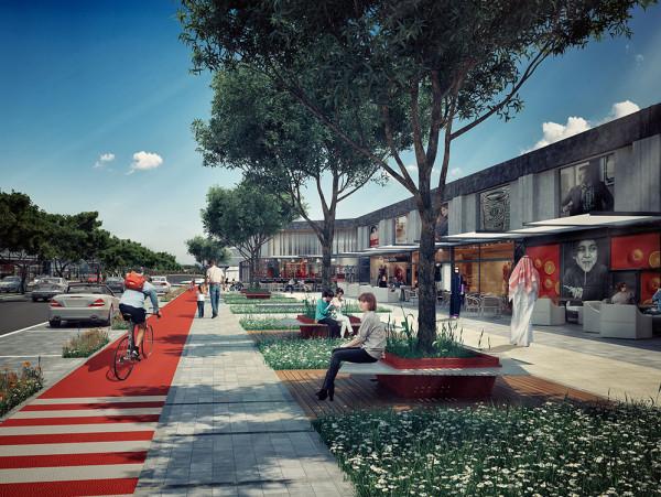 Leighwairiya Streetscape Development