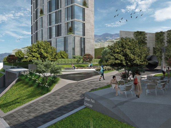 Clover Park Development