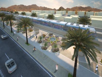 Metro Al Madina