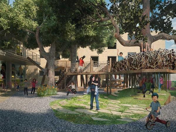 ACS Nursery Playground