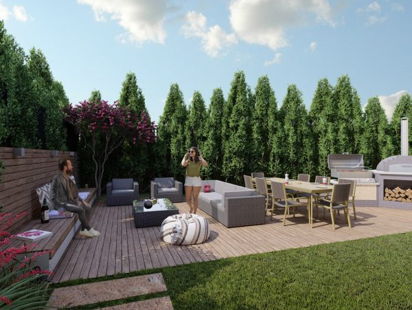 Bayyada backyard